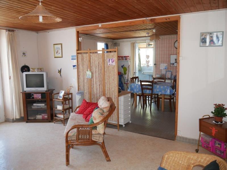 Vente maison / villa Jard sur mer 135200€ - Photo 3