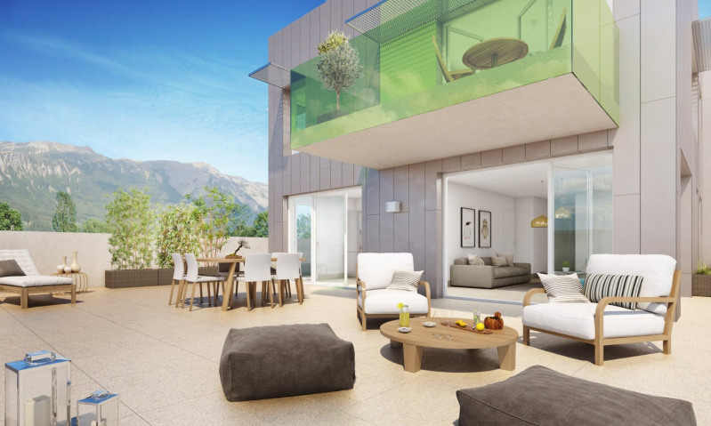 Vente appartement Grenoble 236000€ - Photo 1
