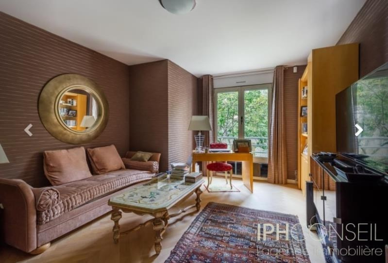 Deluxe sale apartment Neuilly sur seine 2270000€ - Picture 5