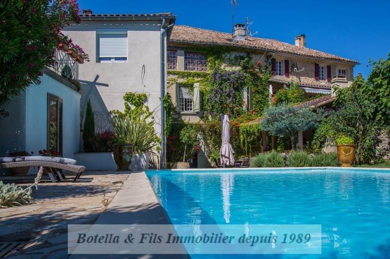 Verkoop van prestige  huis Uzes 537000€ - Foto 1