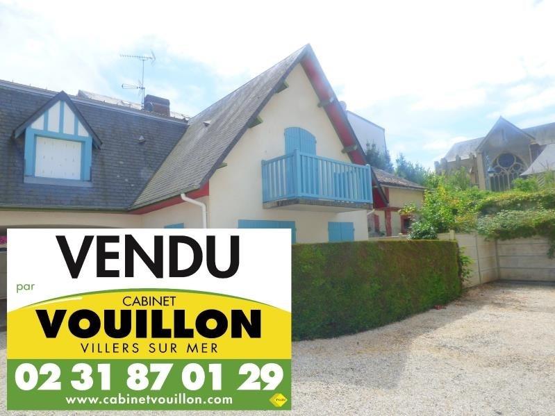 Vente appartement Villers sur mer 124900€ - Photo 1