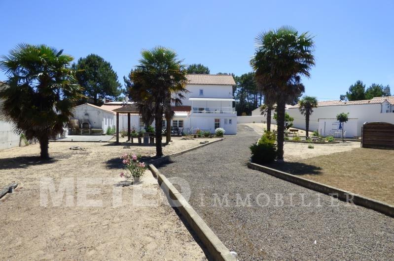 Vente maison / villa La tranche sur mer 417900€ - Photo 1