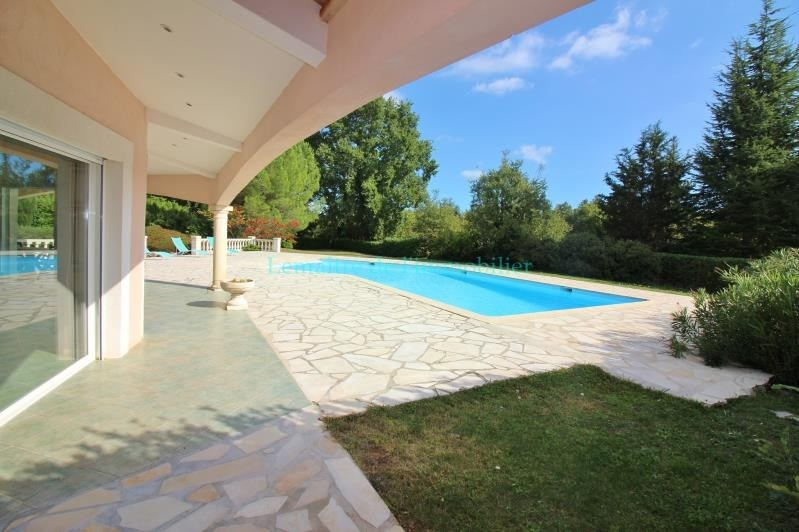 Vente de prestige maison / villa Saint cezaire sur siagne 598000€ - Photo 6