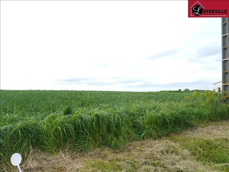 Vente terrain Gemozac 18 500€ - Photo 1