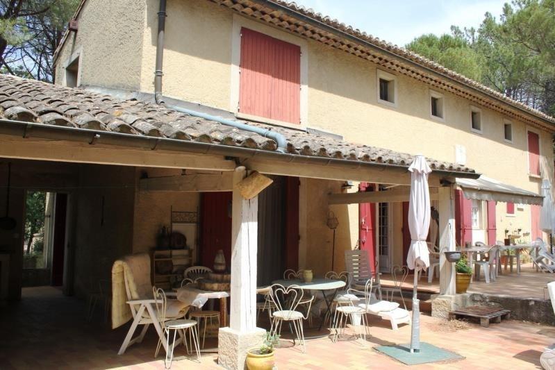 Deluxe sale house / villa St laurent des arbres 581000€ - Picture 4