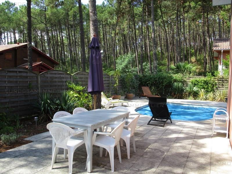 Alquiler vacaciones  casa Lacanau-ocean 748€ - Fotografía 2