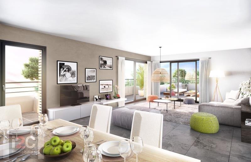 Venta  apartamento St genis pouilly 689000€ - Fotografía 4