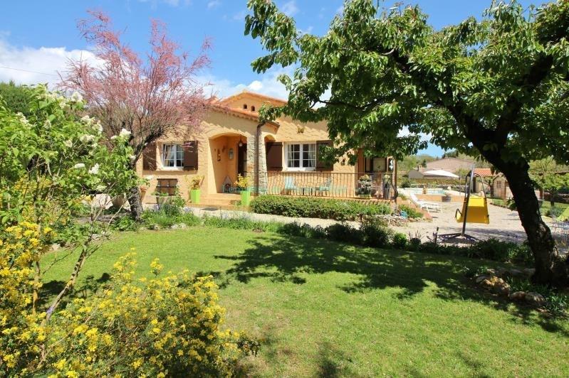 Vente maison / villa Saint cezaire sur siagne 485000€ - Photo 1