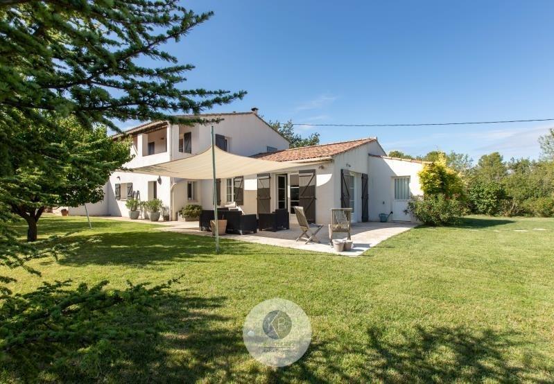 Deluxe sale house / villa Peynier 805000€ - Picture 1