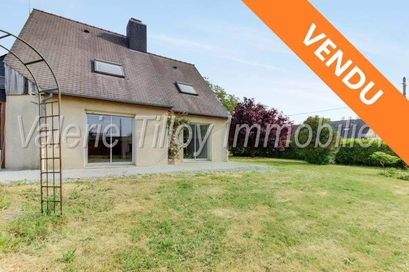 Sale house / villa Bruz 299900€ - Picture 1
