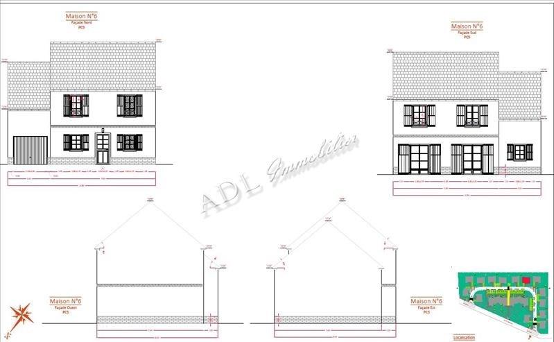 Sale house / villa Precy sur oise 270000€ - Picture 6