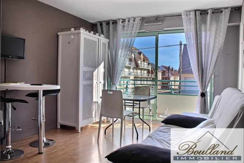 Vente appartement Fort mahon plage 81 300€ - Photo 1