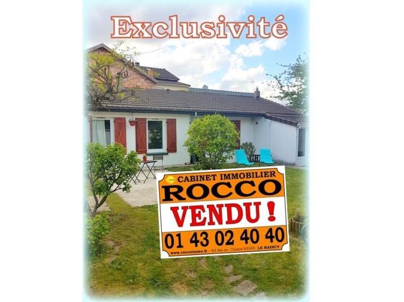 Vente maison / villa Les pavillons sous bois 229000€ - Photo 1