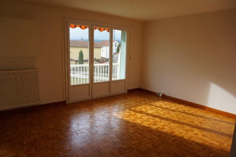 Revenda apartamento Portes les valence 116000€ - Fotografia 1