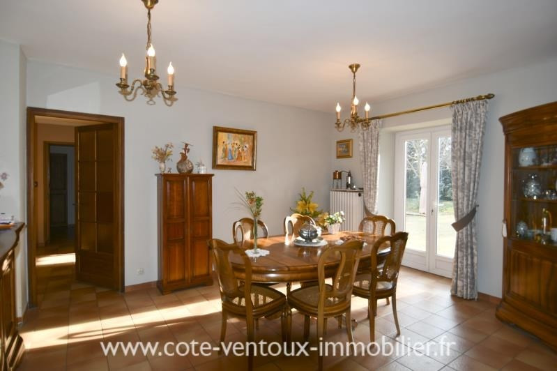 Sale house / villa Carpentras 520000€ - Picture 4