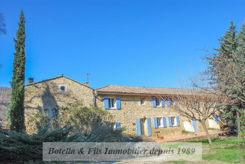 Vente de prestige maison / villa Uzes 1790000€ - Photo 9