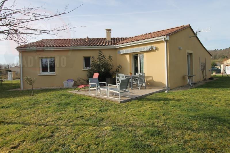 Vente maison / villa Mouleydier 149000€ - Photo 1