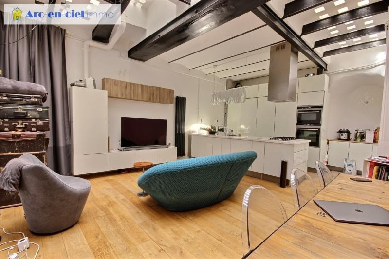 Revenda apartamento Paris 11ème 599000€ - Fotografia 3