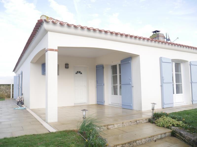 Sale house / villa St vincent sur jard 309000€ - Picture 8