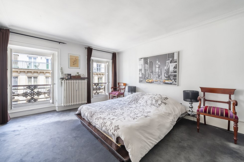 Vente de prestige appartement Paris 9ème 1240000€ - Photo 3
