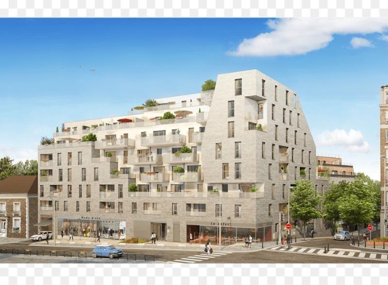 Vente appartement Gentilly 385000€ - Photo 1