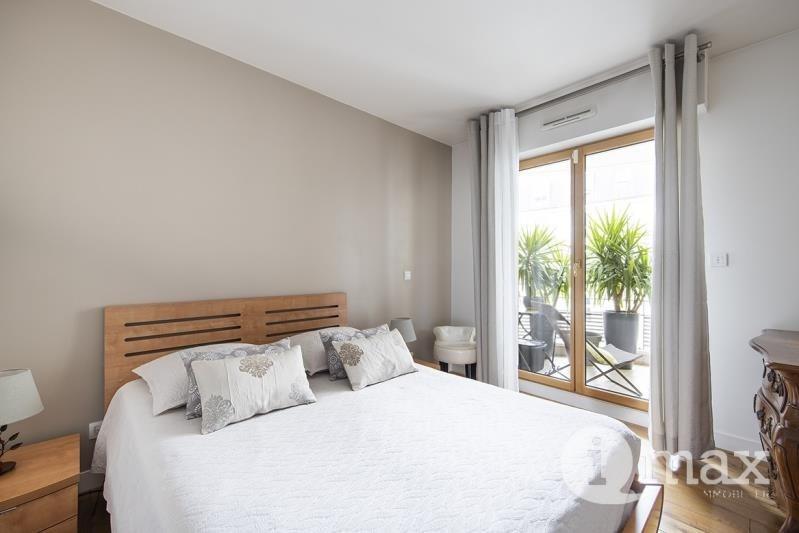 Sale apartment Levallois 595000€ - Picture 3