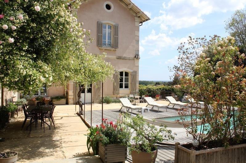 Vente de prestige maison / villa Villeneuve-les-avignon 1180000€ - Photo 3