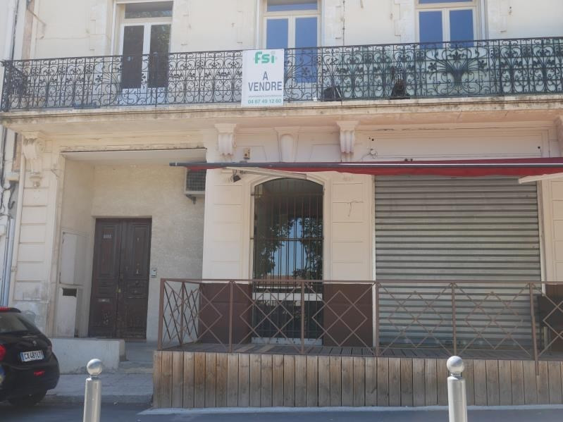 Vente local commercial Beziers 108 000€ - Photo 1