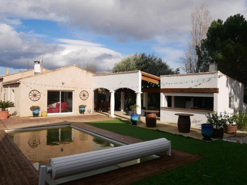 Vente maison / villa Cazouls les beziers 385000€ - Photo 1