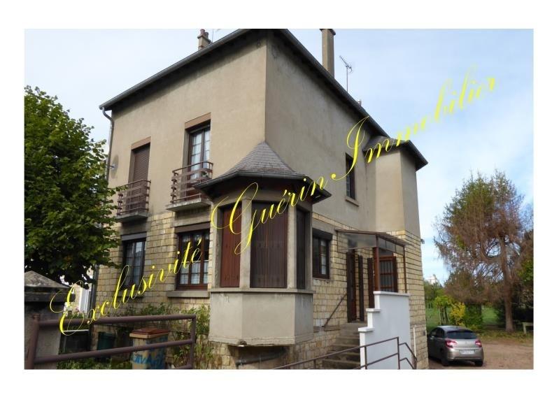 Vente maison / villa Nevers 136200€ - Photo 1