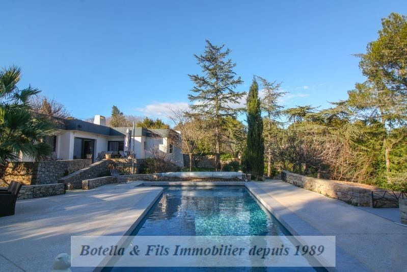 Verkoop van prestige  huis Nimes 679000€ - Foto 3