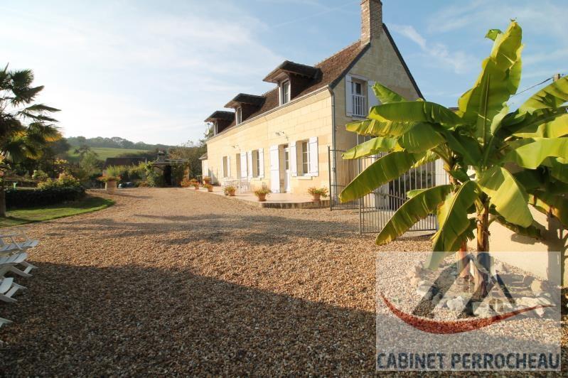 Sale house / villa La chartre sur le loir 474000€ - Picture 12