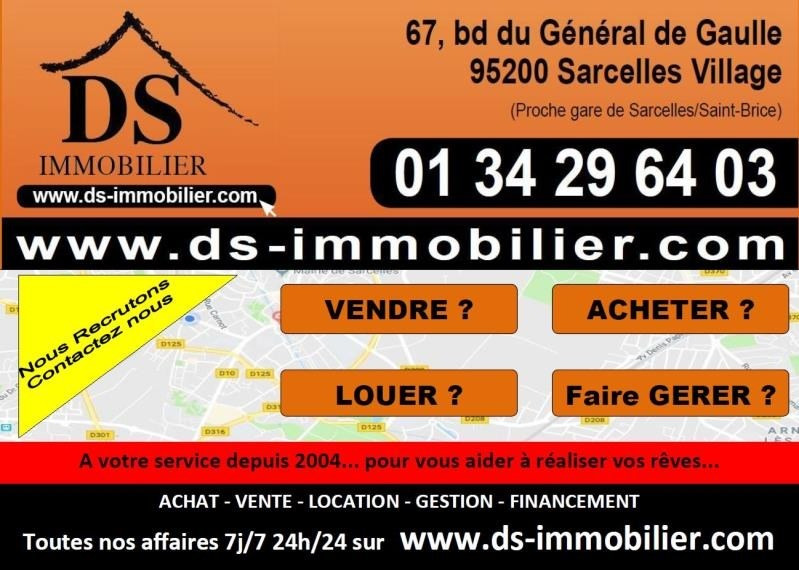 Vente appartement Villiers le bel 124 000€ - Photo 3