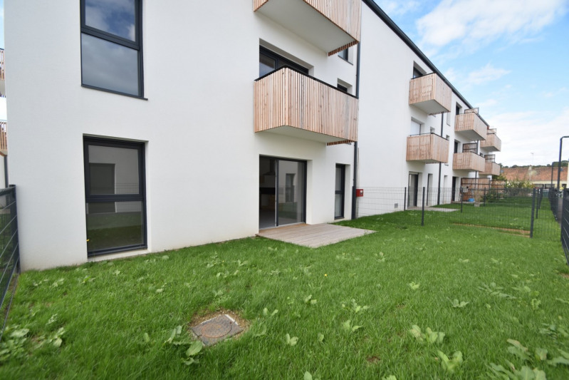 Rental apartment Agneaux 720€ CC - Picture 1