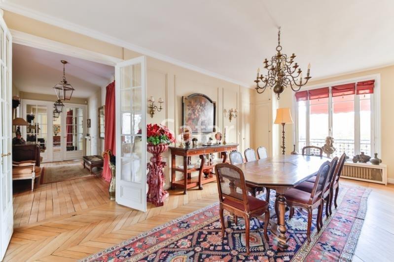 Vente de prestige appartement Paris 16ème 2295000€ - Photo 4