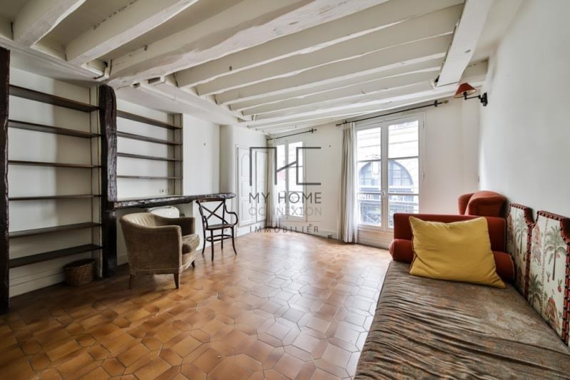 Sale apartment Paris 6ème 460 000€ - Picture 4