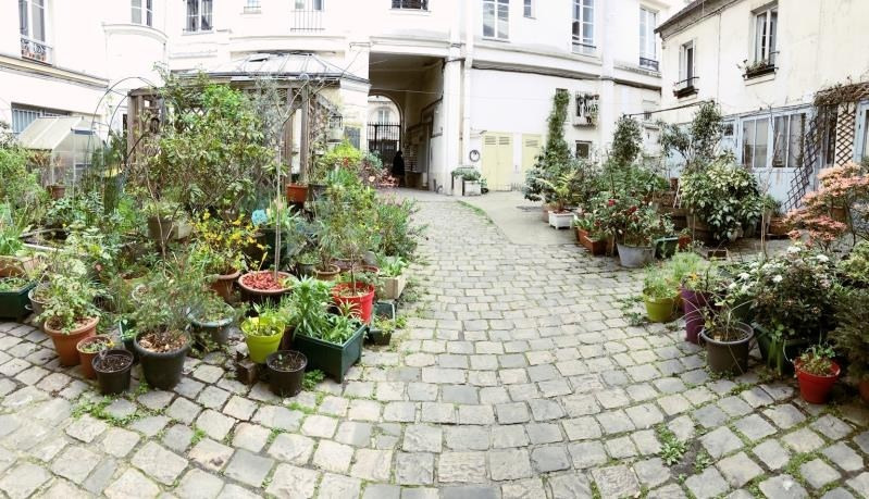 Vente appartement Paris 18ème 493 000€ - Photo 1