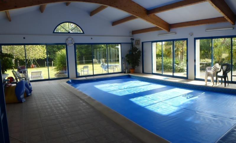 Vente maison / villa Azay le brule 478400€ - Photo 3