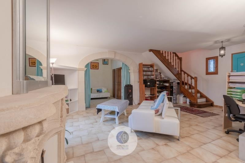 Sale house / villa Venelles 472000€ - Picture 3