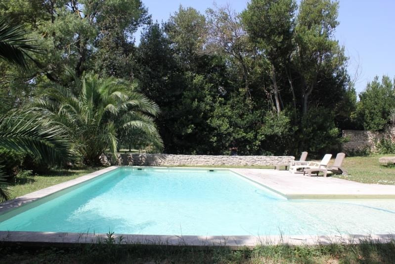 Vente de prestige maison / villa Aramon 740 000€ - Photo 4