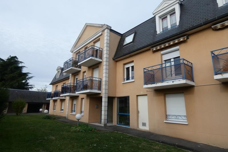 Rental apartment Conches en ouche 450€ CC - Picture 5