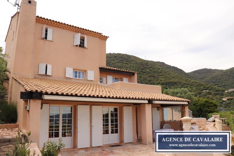 Deluxe sale house / villa Cavalaire sur mer 624000€ - Picture 2