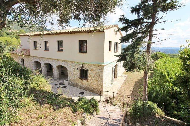 Vente de prestige maison / villa Le tignet 1070000€ - Photo 4