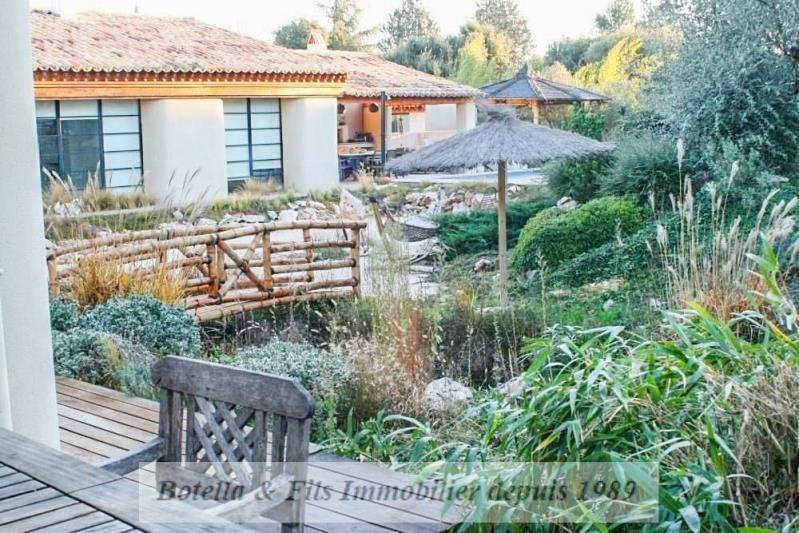 Verkoop van prestige  huis Uzes 799900€ - Foto 12