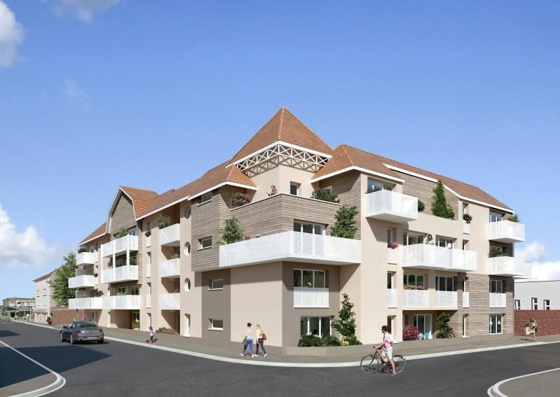 Vente appartement Fort mahon plage 190 000€ - Photo 1