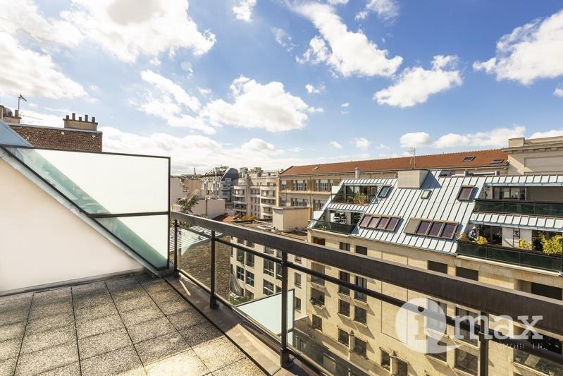 Vente de prestige appartement Levallois perret 1250000€ - Photo 8
