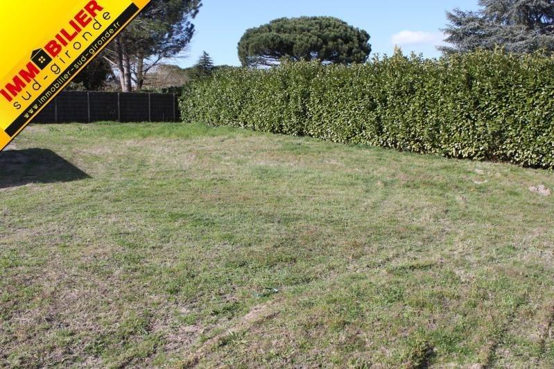 Sale site Langon 67500€ - Picture 1