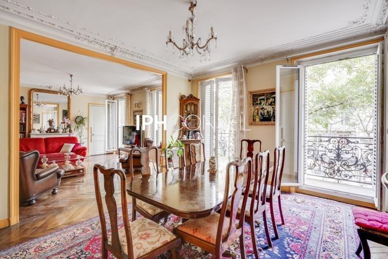 Vente de prestige appartement Paris 10ème 1295000€ - Photo 2