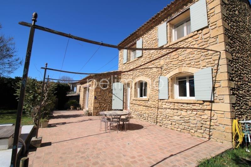 Vente de prestige maison / villa Grans 590000€ - Photo 2