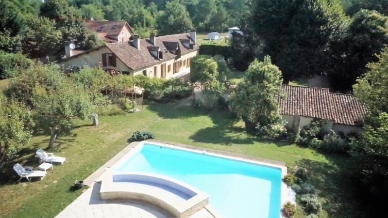 Sale house / villa Lembras 502000€ - Picture 1